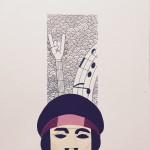 Jimi Hendrix Collage