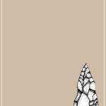 Stein Postkarte