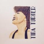 Tina Turner Buntstift